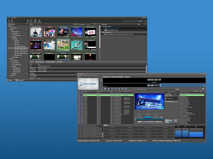 Amrick | Broadcast Solutions